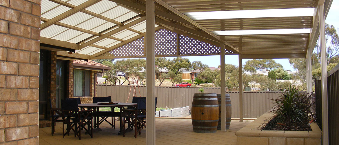 Flat Roof Carport And Verandah Wholesalers