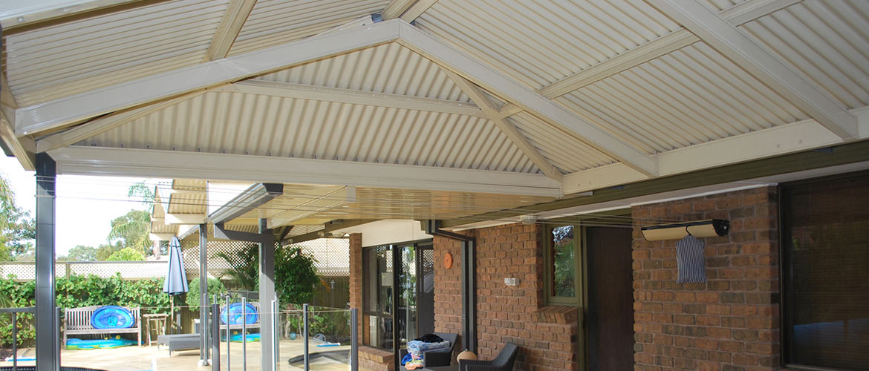 Hip Roof Carport And Verandah Wholesalers