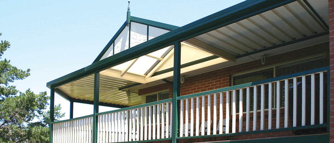 Pitched Roof Carport And Verandah Wholesalers